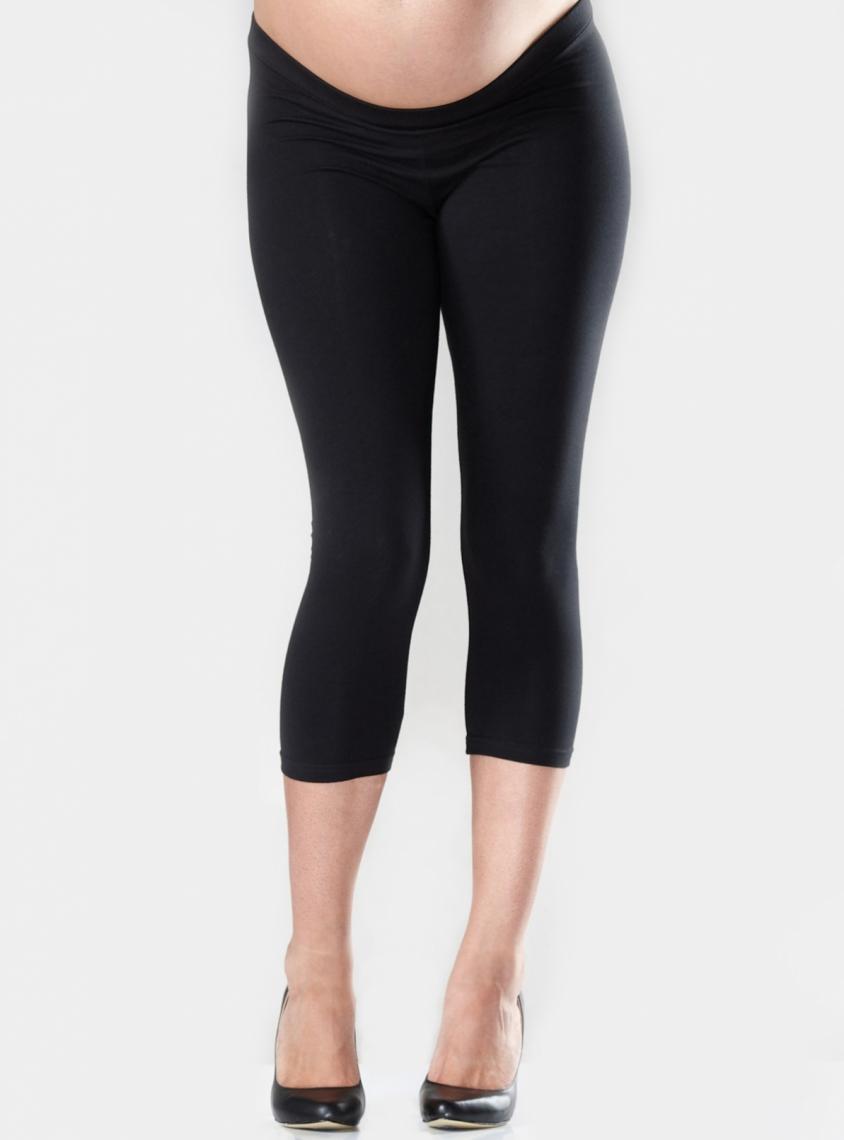 cropped soft cotton 3 4 leggings 3 bears. Black Bedroom Furniture Sets. Home Design Ideas