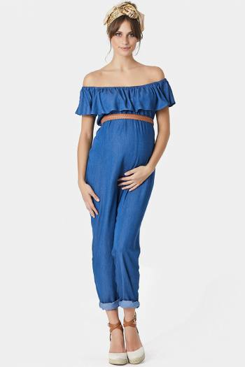 Kendall Maternity Jumpsuit