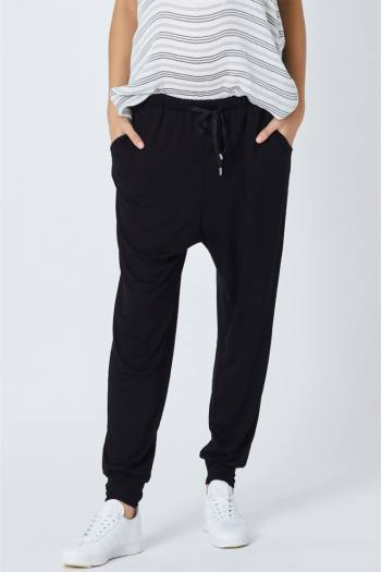 maternity-jersey-slouch-jaya-pants-drop-crotch-harem-black-1